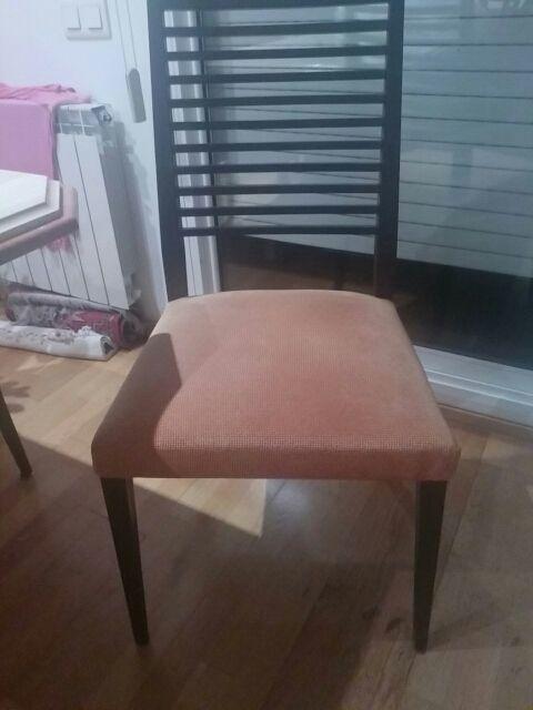 Sillas comedor de wengue. Precio por silla. de segunda mano ...
