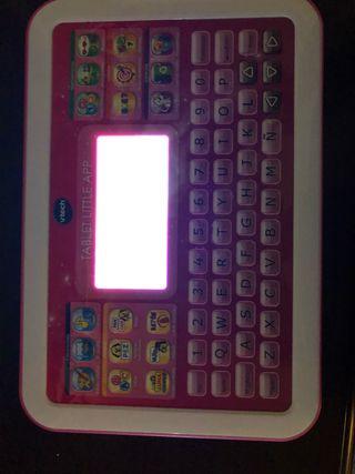 Tablet para pequeños vtech