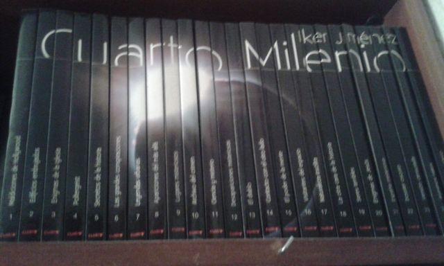 Cuarto Milenio colección de libros de segunda mano por 40 ...