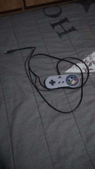 Mando SNES para PC