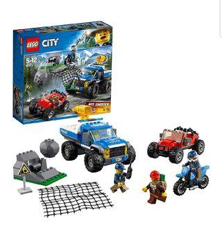 LEGO City Police - Caza en la Carretera (60172)