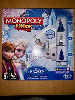 Monopoli FROZEN