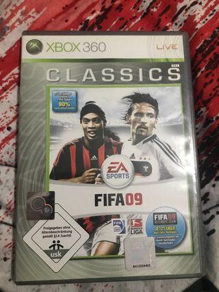 FIFA 09 Xbox
