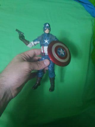 figura de capitán América