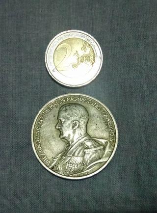 Moneda de plata 1939