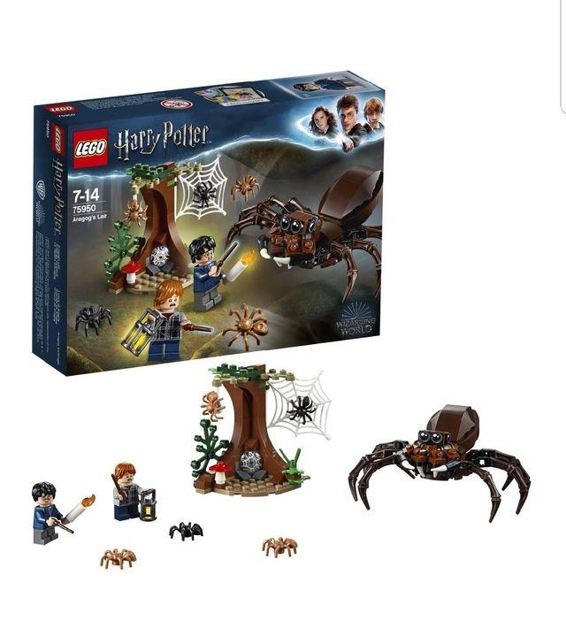 LEGO Harry Potter - Guarida de Aragog (75950)