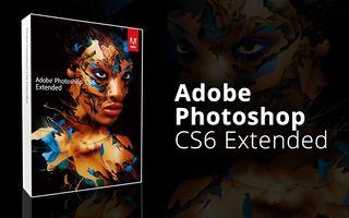 Vollständige Software: Adobe Photoshop CS6 Extende