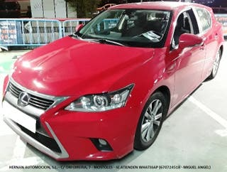 Lexus CT 1.8 200H EXECUTIVE HYBRID AUT.