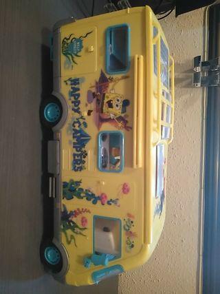 Caravana Bob esponja