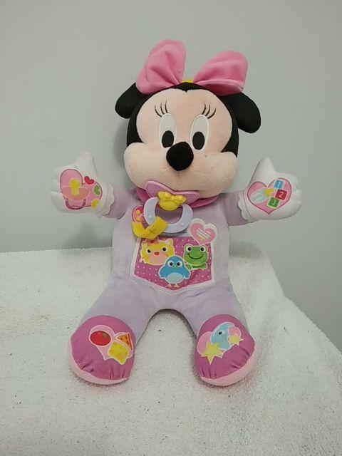 Minnie peluche