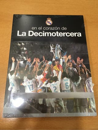 DVD Real Madrid 13 champions