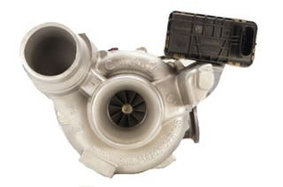 Turbo de intercambio Garrett 777853 BMW 25d, 30d 2