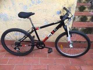 Bicicleta de montaña infantil ( 8-12 años)