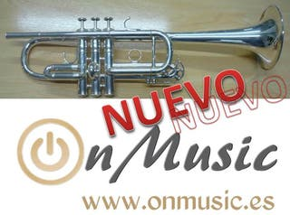 Trompeta en Do Besson Meha by Kanstul NUEVA