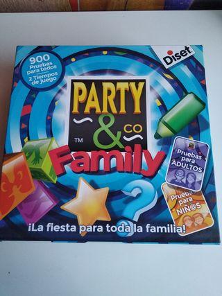 Juego De Mesa Party Family De Segunda Mano Por 30 En Humanes De