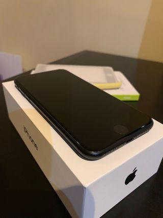 Iphone 7 32GB Negro Mate Batería Nueva