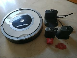 Roomba Robot modelo 776