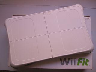 Tabla Wii balance board