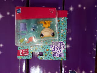 Lote dos pack Littlest pet shop nuevos.