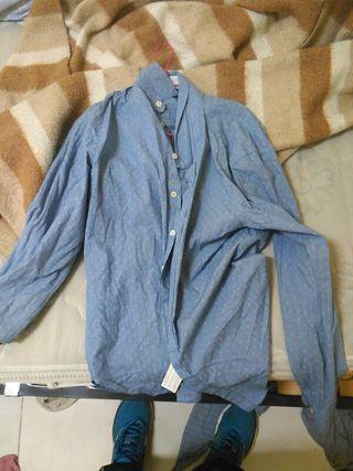 camisa pull & beer