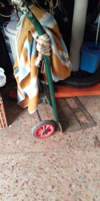 alquiler de carretilla