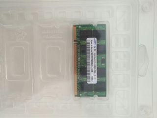 Memoria 1GB 2Rx8 pc2-5300u-555-12