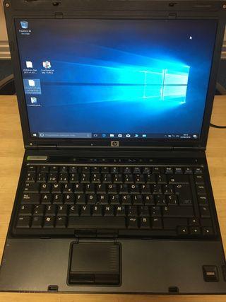 Portatil Hp nc6400 Windows 10