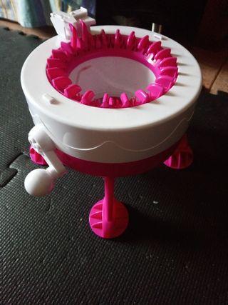 juguetes juguete máquina tejedora niños niñas