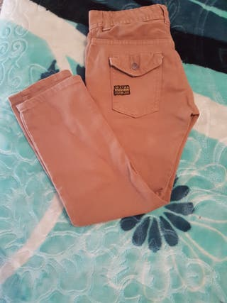 dos pantalones de chico