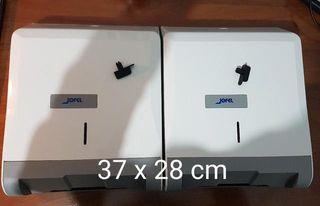 2 Dispensadores de papel JOFEL