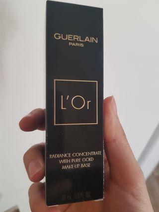 Base de teint l'Or de Guerlain