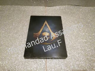 Steelbook Assassins Creed Black Flag Black Chest