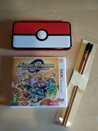 Nintendo 2DS XL edición Pokémon
