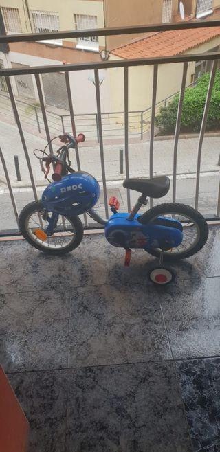 bici para niños hasta 5 años