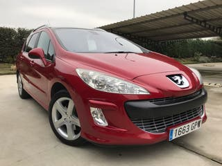 Peugeot 308 2009