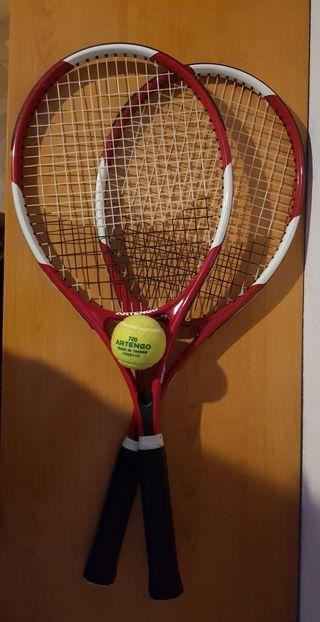 Raqueta tenis de segunda mano en Salamanca en WALLAPOP 2bbfaa5d85d34
