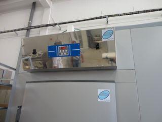 Reparación de cámaras de fermentación panadería