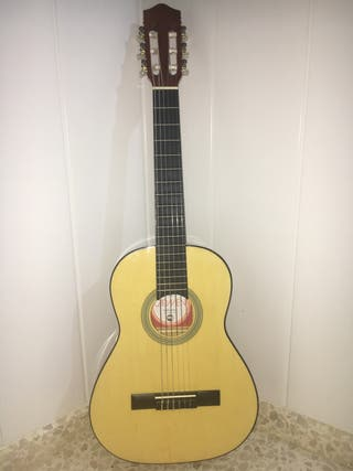 Guitarra / funda de guitarra
