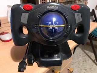 Nintendo NES quickshot aviator vintage retro