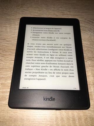 Amazon Kindle Paperwhite 3 liseuse 7ème génération