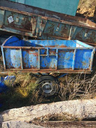 Remolque para tractor