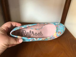Zapato cuña