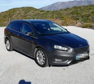 Ford Focus titanium sportbreak