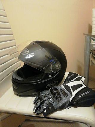 casco moto premier