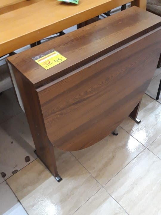 Mesa plegable cocina de segunda mano por 45 € en Sant Fruitós de ...