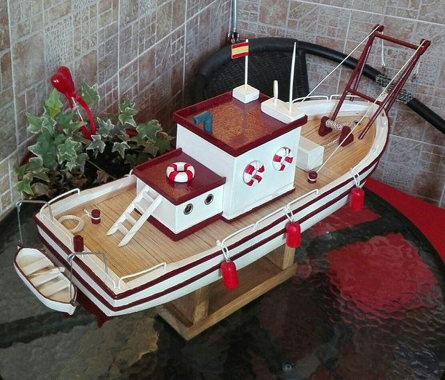 Maqueta barcos