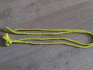 Cuerda de gimnasia rítmica
