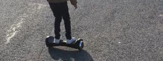Hoverboard enfant