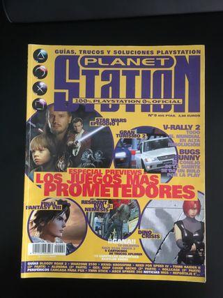 Planet Station n° 9