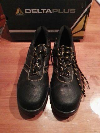 zapatos de seguridad hombre talla 43
